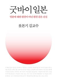 굿바이 일본 - 일본에 대한 편견이 아닌 편견 같은 진실